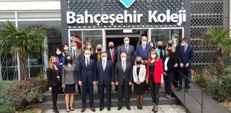 Yıldız Teknik Üniversitesi: Enver Yücel: Türkiye eğitimde fersah fersah önde