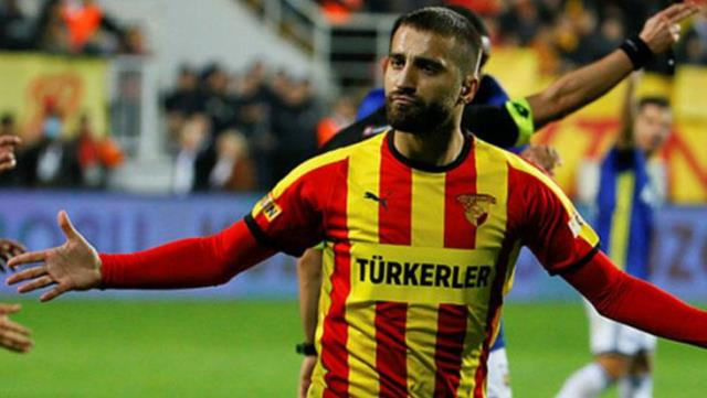 Alpaslan Öztürk, new candidate to defend in Galatasaray