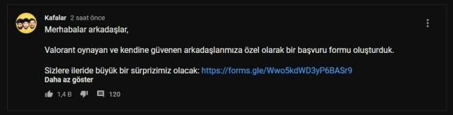 Kafalar Espor Valorant takımı kurdu: Takımdaki espor oyuncuları açıklandı!