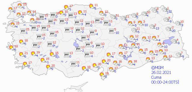 Kar geri dönüyor! Mart ayının ilk haftası İstanbul dahil birçok ilde etkili olacak
