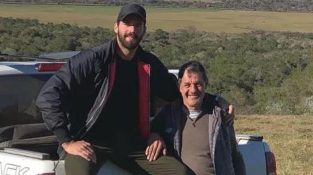 Liverpool goalkeeper Alisson Becker's father dies after drowning