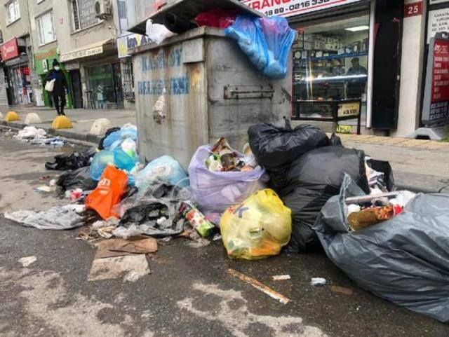 Beşiktaş Belediyesi, İstanbul'da grev kararı alan 6. CHP'li belediye oldu! 15 Mart'ta başlayacaklar
