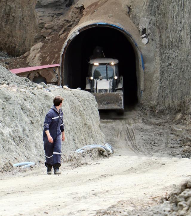 Iğdırlı girişimcilerden 50 milyon tona yakın tuz rezervi keşfi
