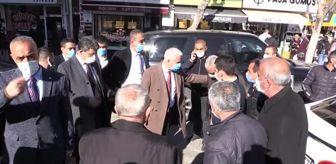 Yeşilgölcük: İYİ Parti Genel Başkan Yardımcısı Koray Aydın, vatandaşlara seslendi
