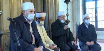 Eyüp Sultan: Son dakika haberleri | Necmettin Erbakan vefatının 10'uncu yılında dualarla anıldı