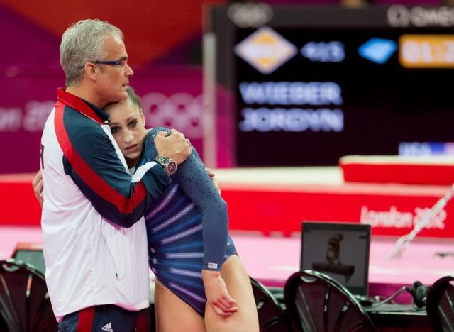 US Women's Gymnastic Team coach accused of harassment committed suicide on court day