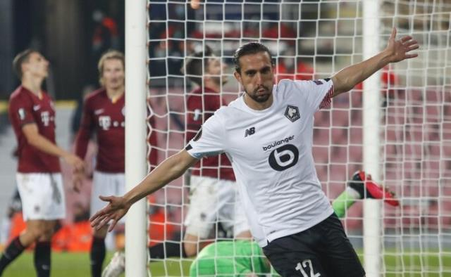 Yusuf Yazıcı scored 7 goals in the UEFA Europa League, making both the tournament and Lille history
