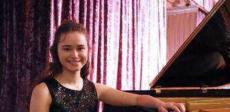 Ntv: 15 yaşındaki Nehir, Almanya'nın saygın müzik okuluna kabul edildi
