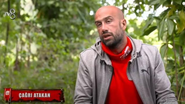 Acun Ilıcalı, Çağrı Atakan'ı Survivor'dan diskalifiye etti
