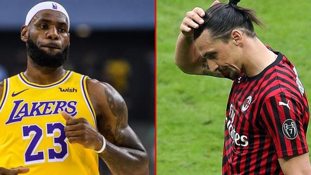 LeBron's harsh response to Zlatan, who says, 'He should do whatever work he knows': It's funny how he said it
