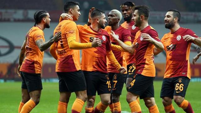 Galatasaray managed to become the champion in 7 seasons when it entered March as leader