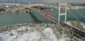 Orhan Şen: İstanbul Boğazı'nın donacağı iddiası