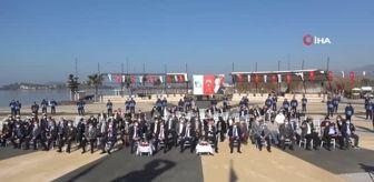 Türk Hava Kuvvetleri: Şehit Fethi Bey ölümünün 107'inci yılında Fethiye'de anıldı
