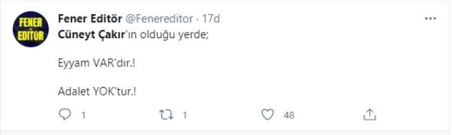 Fenerbahçe-Trabzonspor maçının VAR hakemi Cüneyt Çakır oldu