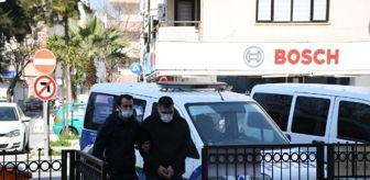 Kuşadası: Kuşadası'nda terör örgütü propagandası yapan 1 kişi tutuklandı