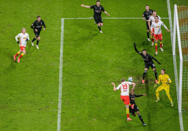 Sörloth, who brought the victory to Leipzig, drew the reaction of the Mönchengladbach front
