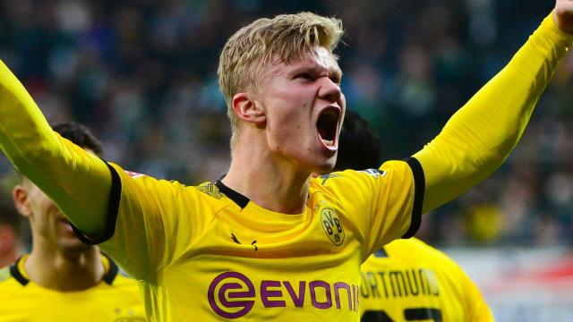 Manchester City to negotiate with Borussia Dortmund for Erling Haaland transfer