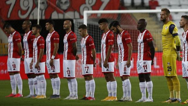 Antalyaspor did not lose any match in 2021