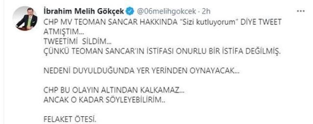 CHP'li Sancar'ın istifası ortalığı karıştırdı! Partide yeni skandal iddiaları art arda geldi
