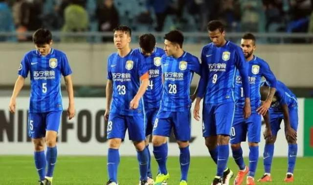 Earthquake in Chinese football!  Jiangsu Suning halts operations
