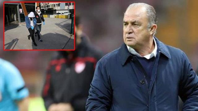 Fake governors trying to defraud Fatih Terim were detained and transferred to Kocaeli Courthouse