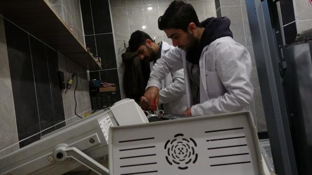 Koronavirüsü yok eden cihaz Van'dan 4 ülkeye ihraç edildi