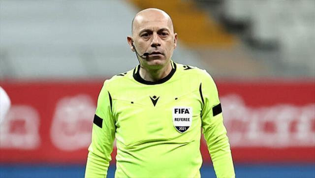 The referees who will work in the 28th week of the Super Toto Super League have been announced!  Yaşar Kemal Uğurlu and Cüneyt Çakır were not assigned