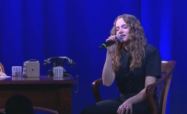 Genç oyuncu, Miray Daner şarkıcı oluyor