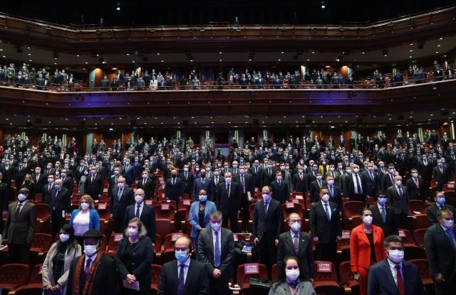 Son dakika! Cumhurbaşkanı Erdoğan, İnsan Hakları Eylem Planı'nın 11 ilkesini ve hedeflerini tek tek saydı