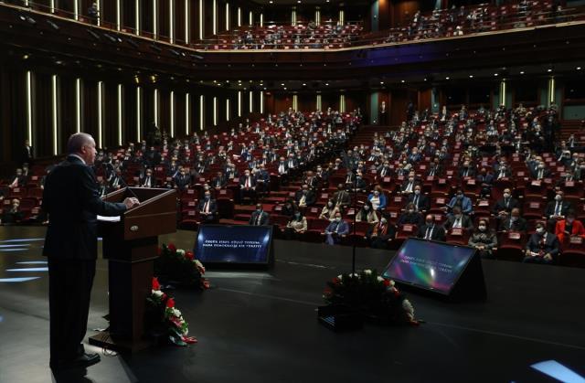 Son dakika! Cumhurbaşkanı Erdoğan, İnsan Hakları Eylem Planı'nı açıklıyor
