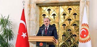 Tbmm Anayasa Uzlaşma Komisyonu: TBMM Başkanı Mustafa Şentop, yeni anayasaya ilişkin değerlendirmelerde bulundu Açıklaması