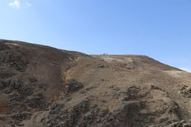 Ağrı'da bulunan altın rezervini çıkarmak için hazırlıklar başladı! 300 milyon dolarlık yatırım yapılacak