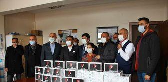 Karlıova: Bingöl'de 205 öğrenciye tablet