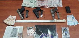 Edirne Emniyet Müdürlüğü: Edirne'de uyuşturucu satıcılarına operasyon: 4 tutuklama