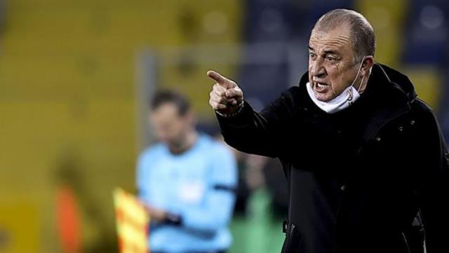 Fatih Terim showed great reaction to VAR referee Cüneyt Çakır in the Ankaragücü match, which they lost 2-1.