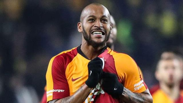 In Galatasaray, Marcao criticized the referee management after Ankaragücü match