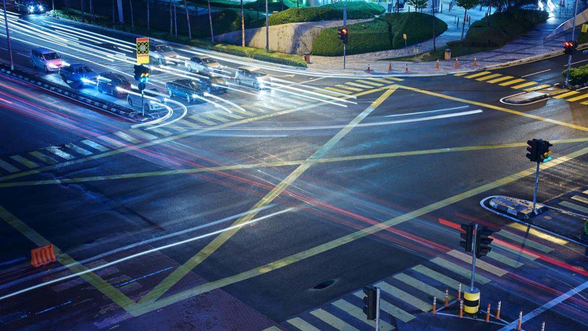 Silopi'de trafik akışının sağlanması için düzenlemeler yapıldı