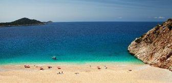 Kültür Ve Turizm Bakanlığı: Turizm sezonu öncesi mavi bayraklı plajlar arttı