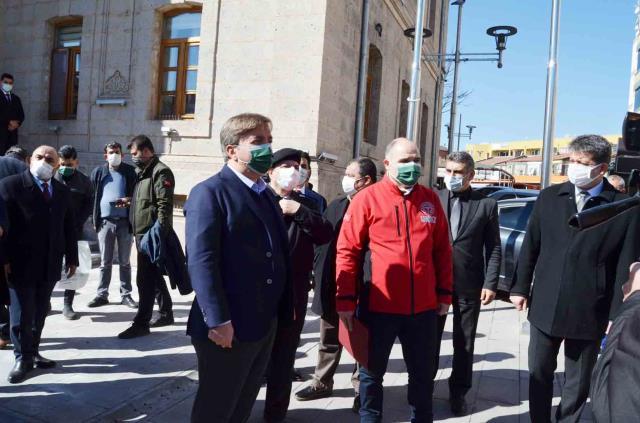 Aksaray'da pazar günü istisnalar ortadan kaldırılarak sokağa çıkma yasağı uygulanacak