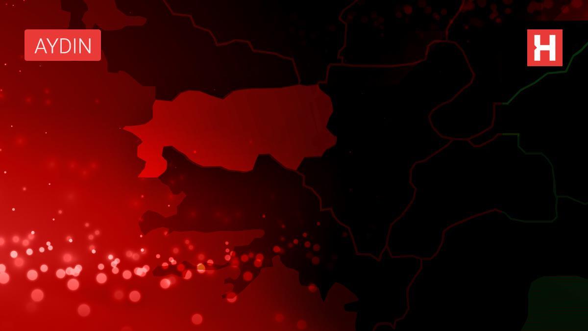 Aydın'da devrilen minibüsteki 2 kişi yaralandı
