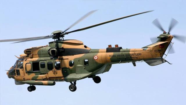 Bitlis'te düşen Cougar tipi helikopterin daha önce 3 kez düştüğü ortaya çıktı