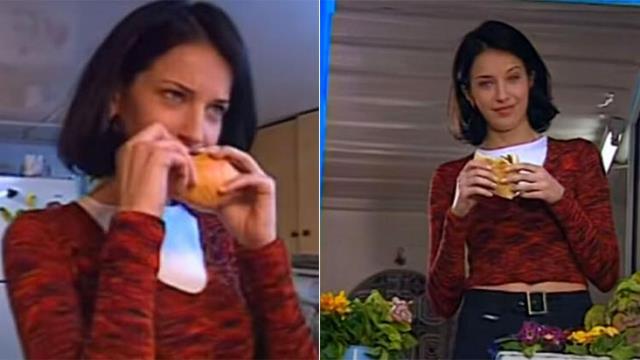 Burcu Esmersoy'un yediği son ekmek, Didem şarkısının klibinde ortaya çıktı