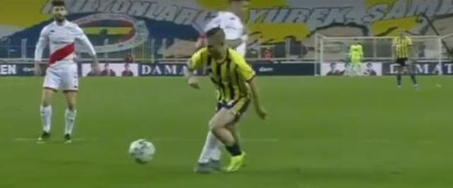 Fenerbahçe's penalty won in the Antalyaspor match in the last minutes returned from VAR