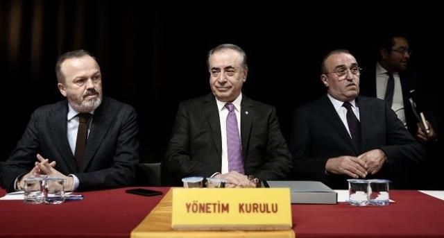 Galatasaray will meet with Nihat Özdemir and ask for the dismissal of MHK President Serdar Tatlı.