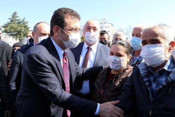 İBB Başkanı İmamoğlu: Türkiye'nin her konusuna yerel yönetimler muhataptır