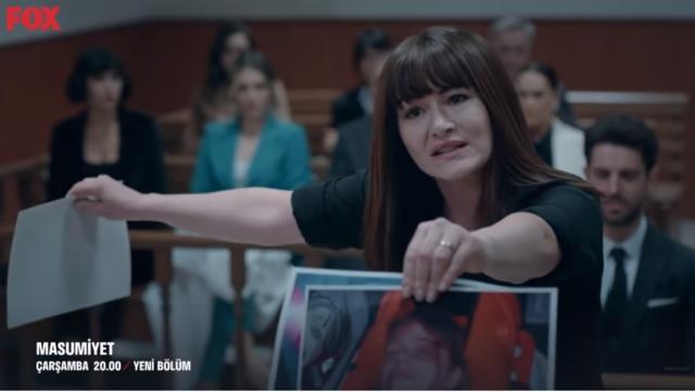 Masumiyet'in 2. bölüm fragmanı yayınlandı! İlker'in avukatından Ela'ya şok suçlama