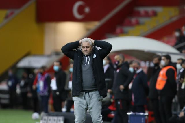 Resignation signal from Sumudica, who said 'There is a conflict between us and the team': I do not want to lose my life in the club