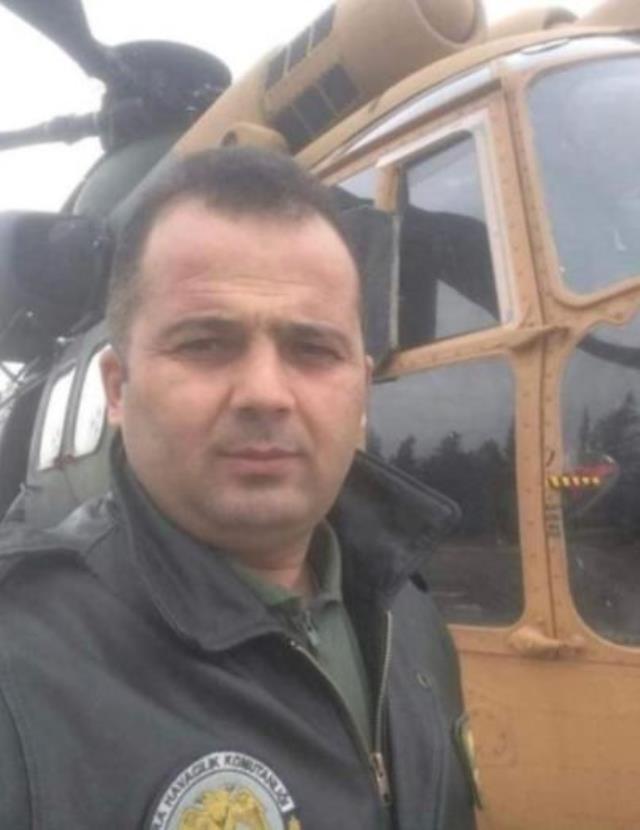 Yüreğimizi yakan helikopter kazasında şehitlerimizin kimlikleri belli oluyor