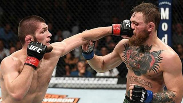 UFC fighter Khabib Nurmagomedov says he received an offer from Fenerbahçe
