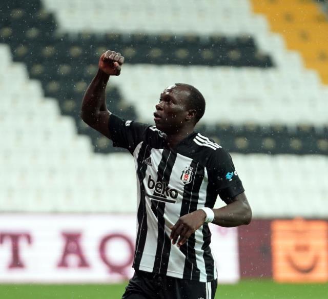 Beşiktaş, Gaziantep FK'yi 2-1 yenerek liderlik koltuğuna oturdu